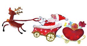 フランスの子どもが歌う曲!サンタさんをフランス語で?