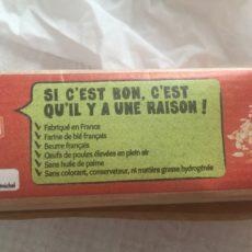 ビスキュイが美味しい理由!お菓子の表示からフランス語を学ぼう