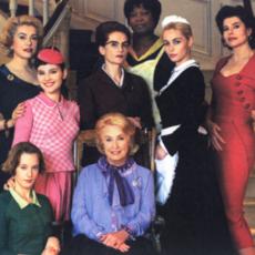 8人の豪華フランス女優!日本版のキャストを考えるのも楽しい:映画クラス