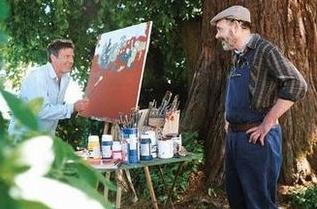 画家と庭師とカンパーニュ:映画クラス【おすすめフランス映画】