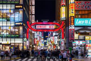 日本のことをフランス語で紹介しよう:谷中、歌舞伎町