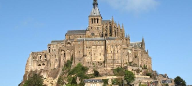 観光客が減っているモン・サン・ミシェル。でも一度は行ってみたいですよね!:フランス文化クラス