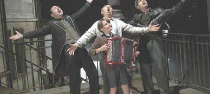 「幸せはシャンソニア劇場から」:フランス映画クラス【おすすめフランス映画】