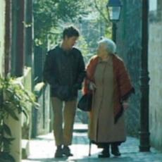 夕映えの道:おすすめフランス映画紹介