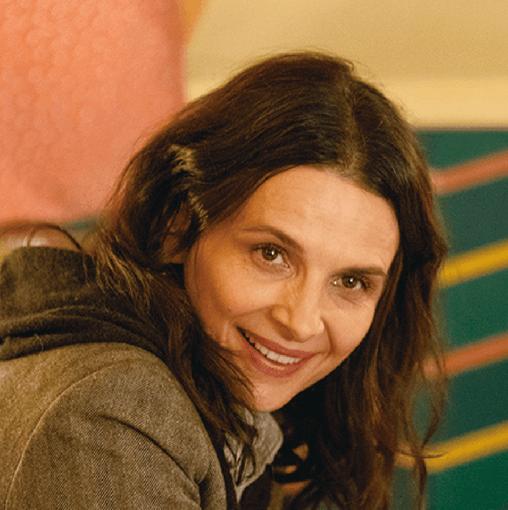 ジュリエットビノシュ,フランス女優