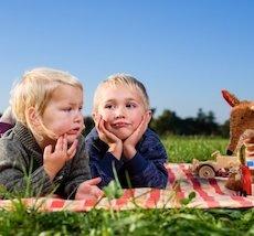 子どもとフランス語【公園で遊ぶ】フレーズ集
